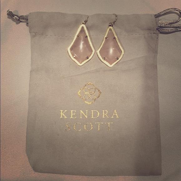 Kendra Scott Jewelry - Light Pink Kendra Scott Earrings